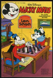 mickey chess