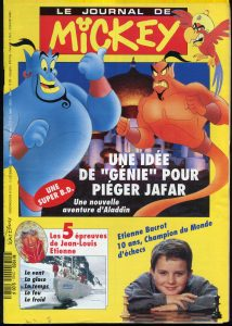 journal de mickey etienne bacrot échecs chess